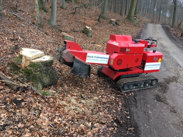 Fabriksnye Billig Stubfræsning I Skanderborg & hele Midt/Østjylland BT-81